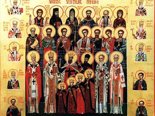 Sfintii Romani