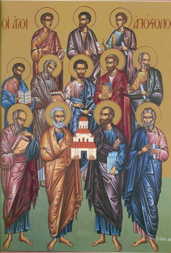 Soborul Sf 12 Apostoli