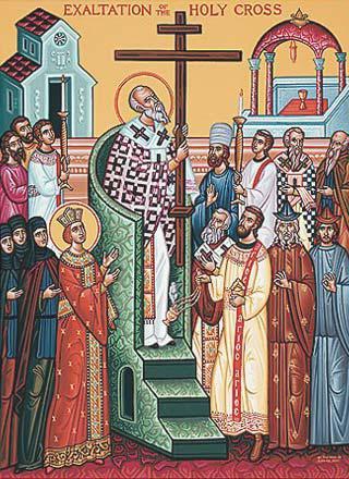 Inaltarea Sf Cruci